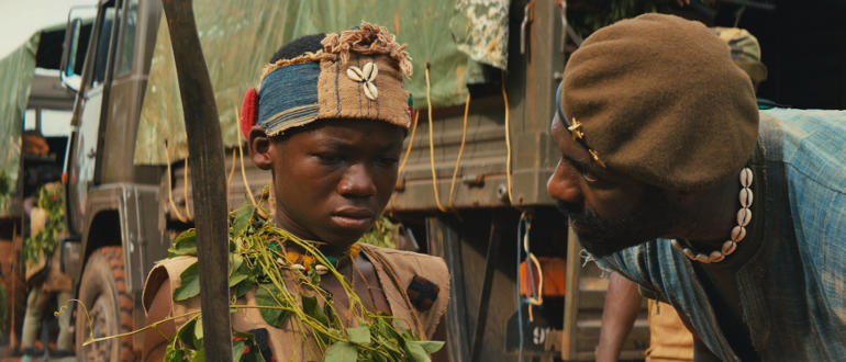 Beasts of No Nation, © Netflix