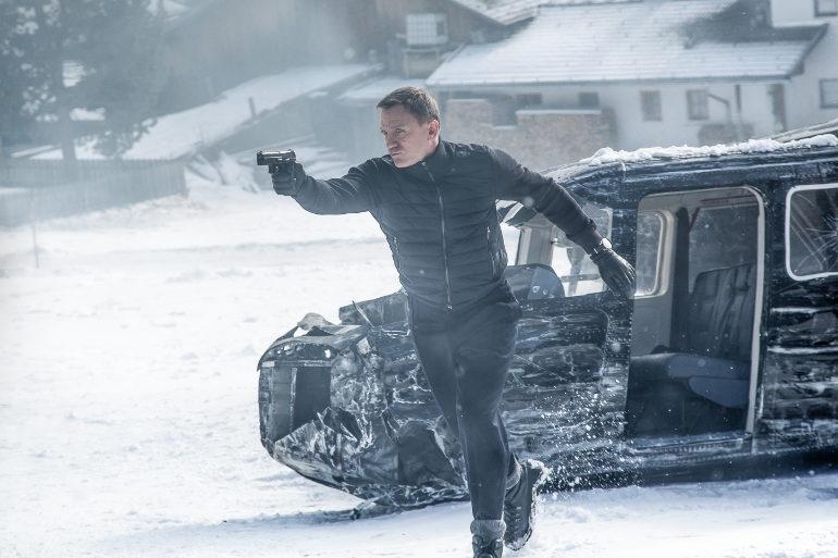 Kinostarts 5. November 2015: James Bond bekommt es mit Christoph Waltz zu tun