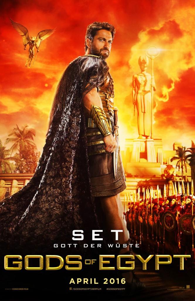 Gods of Egypt, © 2015 Concorde Filmverleih GmbH