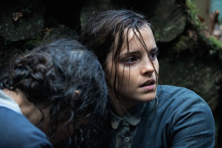 """Zerrissen: Emma Watson sucht Daniel Brühl – neuer deutscher Trailer zu """"Colonia Dignidad"""""""