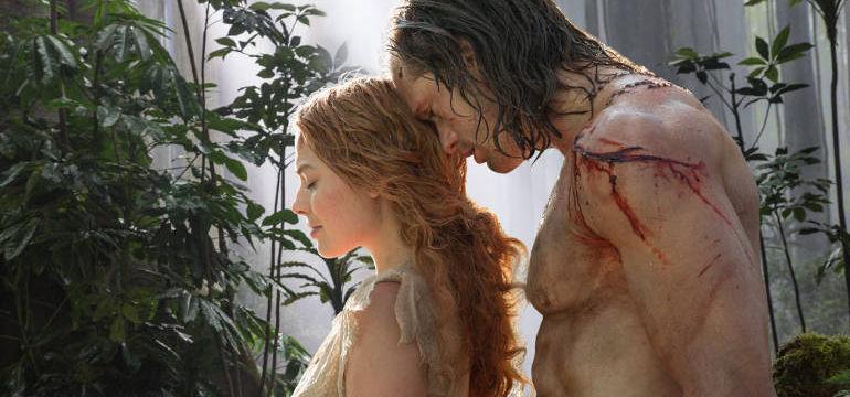 """Rau und düster: Erster deutscher Trailer zu """"The Legend of Tarzan"""" mit Alexander Skarsgard"""