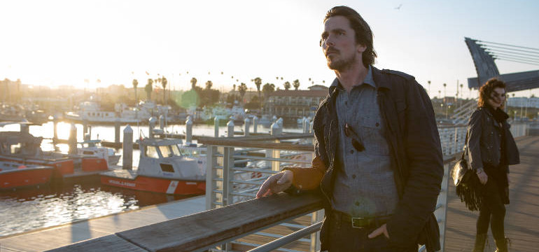 "Kurz-Biographie von Terrence Malick: ""Knight of Cups"" mit Christian Bale ab sofort im Handel"