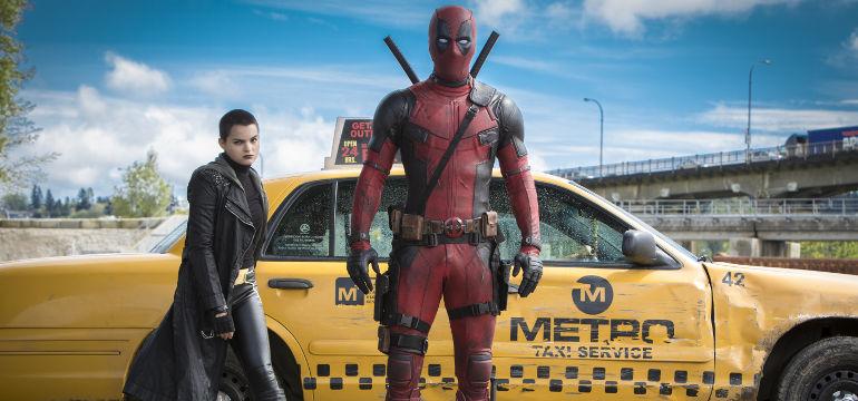 Deadpool, © 2015 Twentieth Century Fox