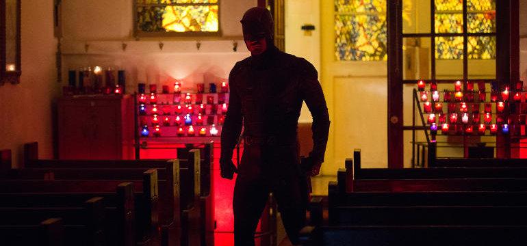 """Punisher ist eingetroffen – im ersten deutschen Trailer zu """"Marvel's Daredevil – Staffel 2"""""""