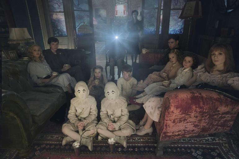 """Erster Trailer zu Tim Burtons Fantasy-Abenteuer """"Die Insel der besonderen Kinder"""""""