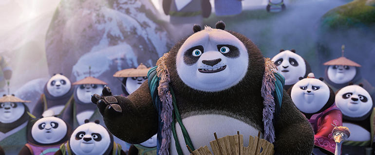 Kung Fu Panda 3, © 2015 DreamWorks Animation LLC. All Rights Reserved.