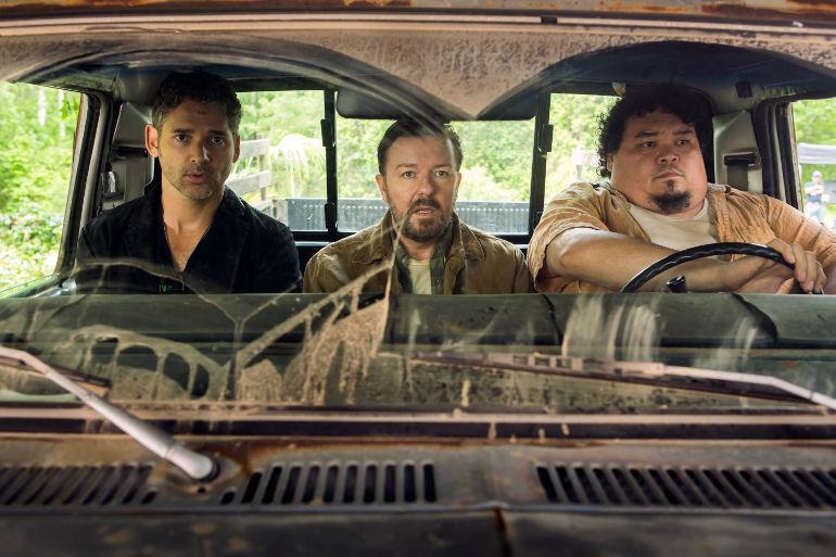 """Netflix: Erster Trailer zur neuen Komödie """"Special Correspondents"""" von Ricky Gervais"""