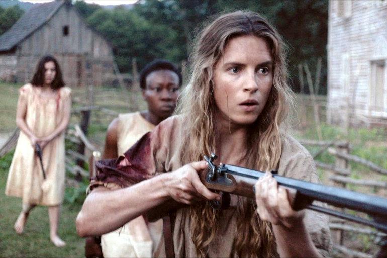 """Filmkritik zu """"The Keeping Room"""": Westerndrama mit Überlebenskampf dreier Frauen"""