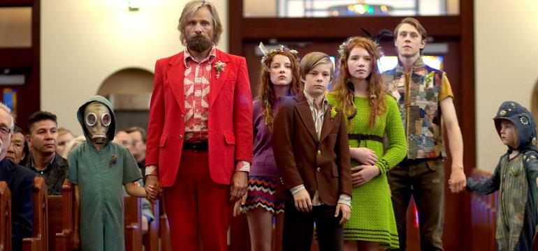 """""""Captain Fantastic"""" mit Viggo Mortensen erscheint in den deutschen Kinos: Infos + erstes Bild"""
