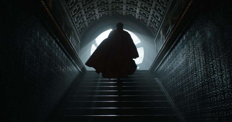 """Erster deutscher Trailer zu """"Doctor Strange"""": Benedict Cumberbatch und die geheime Welt"""