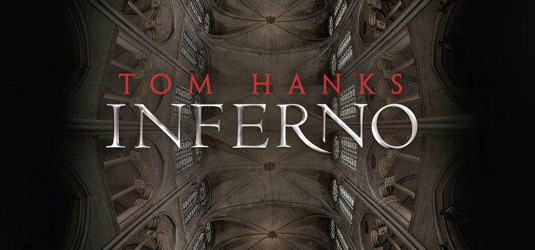 """""""Inferno"""": Deutscher Trailer + Poster zur Verfilmung der berühmten Robert-Langdon-Buchreihe"""