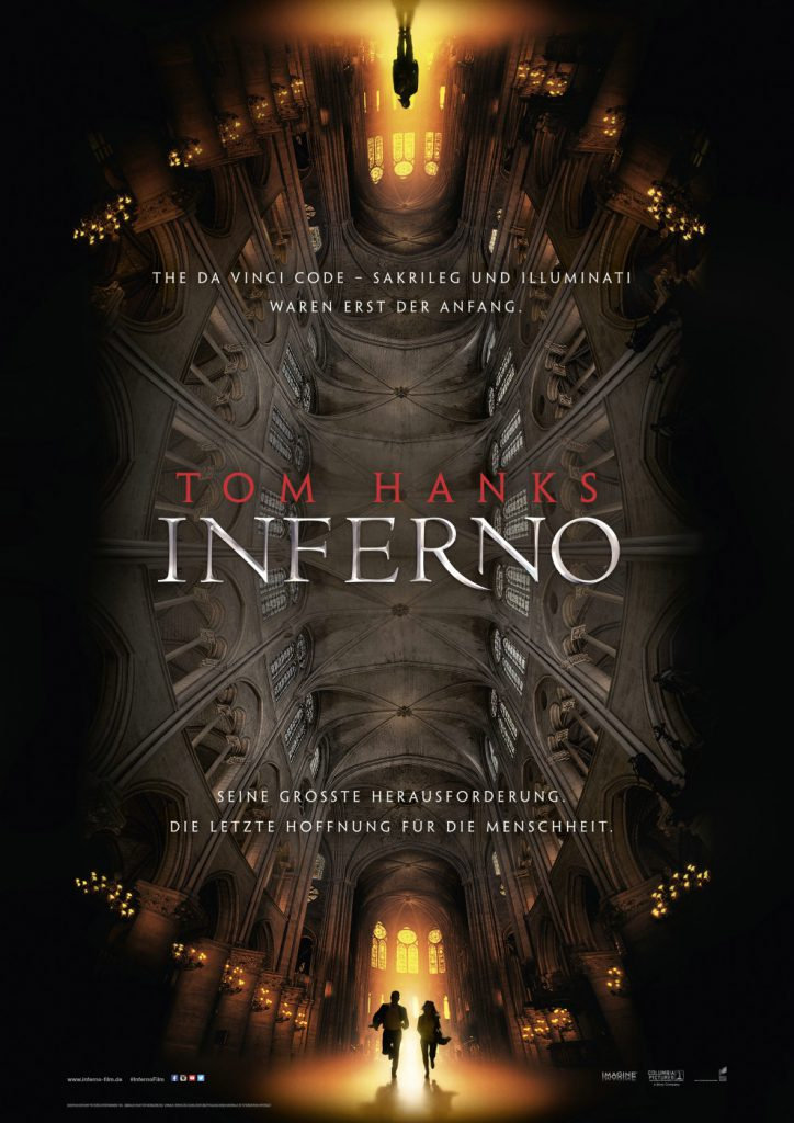 Inferno, © 2016 Sony Pictures Releasing GmbH