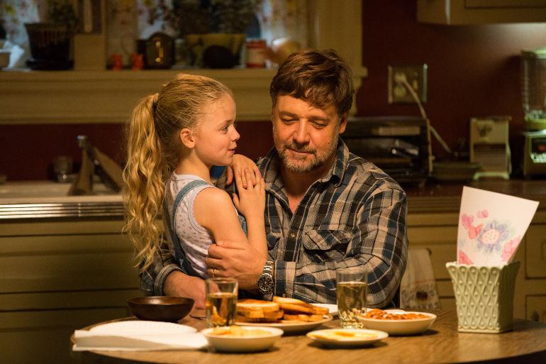 """Filmkritik zu """"Väter und Töchter"""": Drama mit Russell Crowe und Amanda Seyfried"""