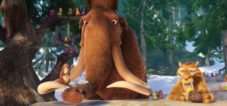Kinostarts 30. Juni 2016: Ice Age kehrt zurück, Russell Crowe als Schriftsteller