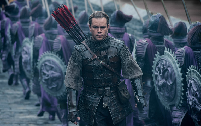 The Great Wall, © Universal Pictures