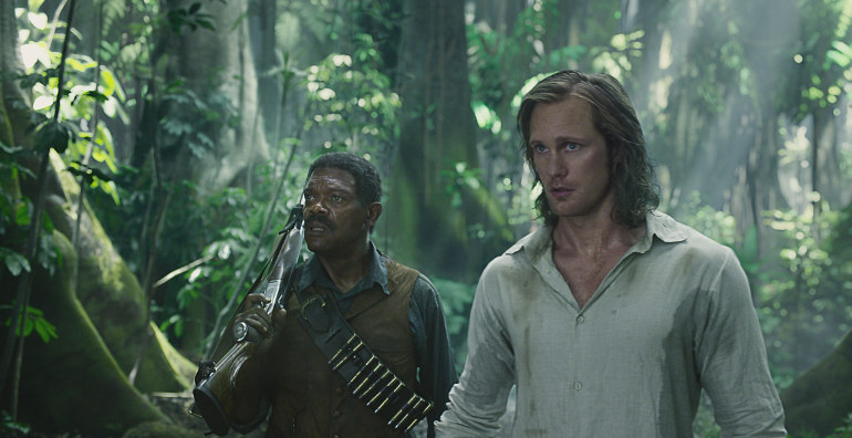 LEGEND OF TARZAN, Copyright: © 2016 EDGAR RICE BURROUGHS, INC., WARNER BROS. ENTERTAINMENT INC., VILLAGE ROADSHOW FILMS NORTH AMERICA INC. AND RATPAC-DUNE ENTERTAINMENT LLC - U.S., CANADA, BAHAMAS & BERMUDA. © 2016 EDGAR RICE BURROUGHS, INC., WARNER BROS. ENTERTAINMENT INC., VILLAGE, Photo Credit: Courtesy of Warner Bros. Pictures