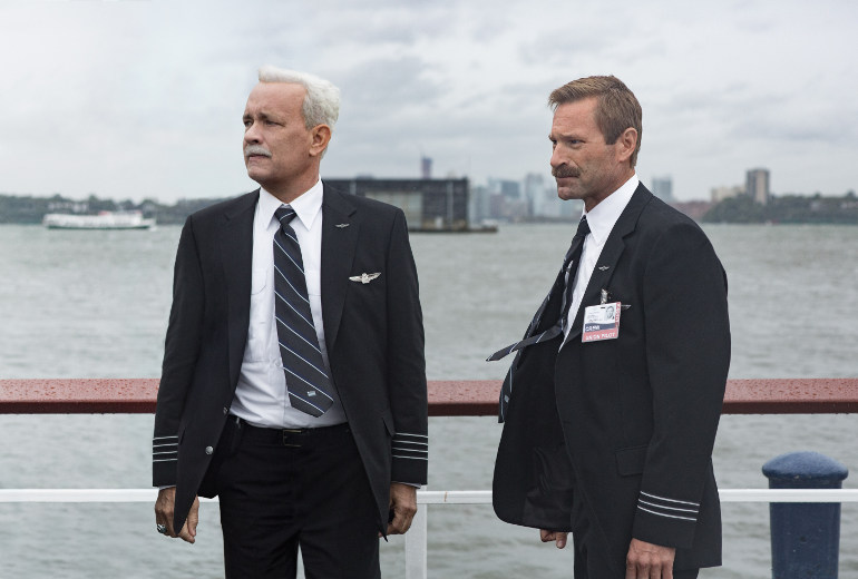 SULLY, Copyright: © 2016 WARNER BROS. ENTERTAINMENT INC., VILLAGE ROADSHOW FILMS NORTH AMERICA INC. AND RATPAC-DUNE ENTERTAINMENT LLC - U.S., CANADA, BAHAMAS & BERMUDA  © 2016 WARNER BROS. ENTERTAINMENT INC., VILLAGE ROADSHOW FILMS (BVI) LIMITED AND RATPAC-DUNE ENTERTAINME, Photo Credit: Keith Bernstein