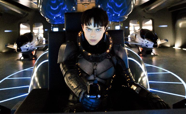 """Luc Bessons """"Valerian und die Stadt der tausend Planeten"""": Neues Bild zeigt Dane DeHaan"""