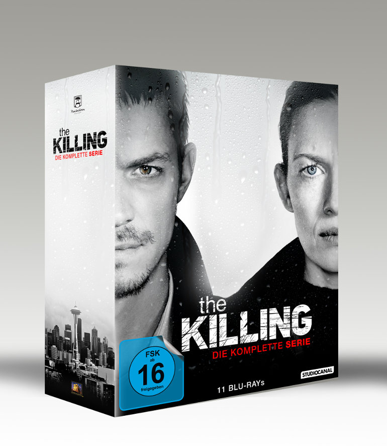 The Killing - Die komplette Serie, © 2016 Pandastorm Pictures GmbH