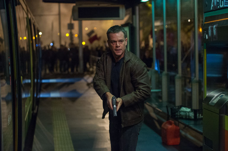 Jason Bourne, © Universal Pictures