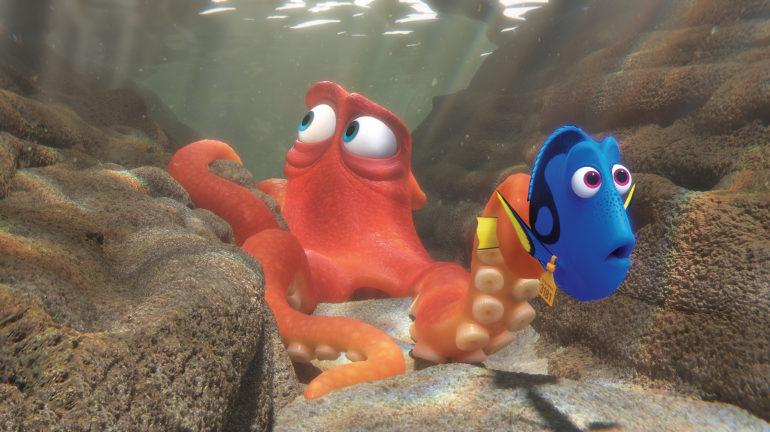 """""""Findet Dorie"""": Neuer deutscher Trailer zum neuen Disney/Pixar-Abenteuer"""