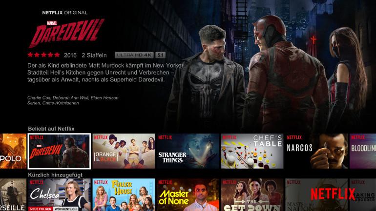 Die Sucht der Netflix-Serien: Ab welcher Episode wurden die Zuschauer zu Fans