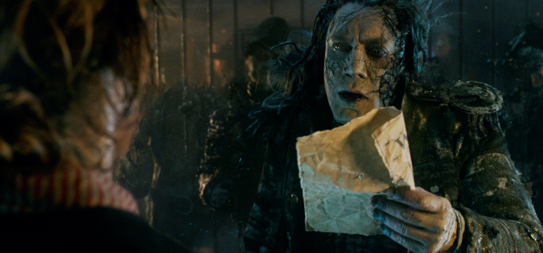 """PIRATES OF THE CARIBBEAN: DEAD MEN TELL NO TALES"", ©Disney Enterprises, Inc. All Rights Reserved."