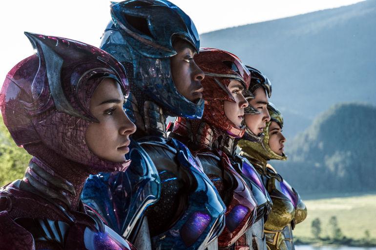 """Kino-Comeback der """"Power Rangers"""": Erster deutscher Trailer zum neuen Realfilm"""