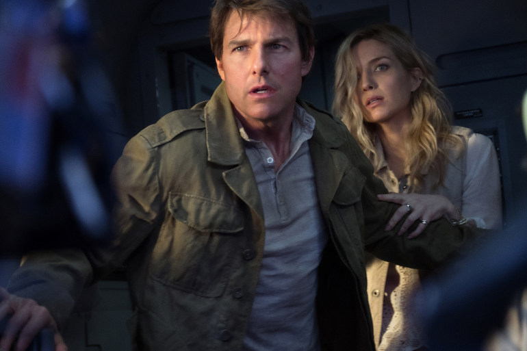 The Mummy, © Universal Pictures.