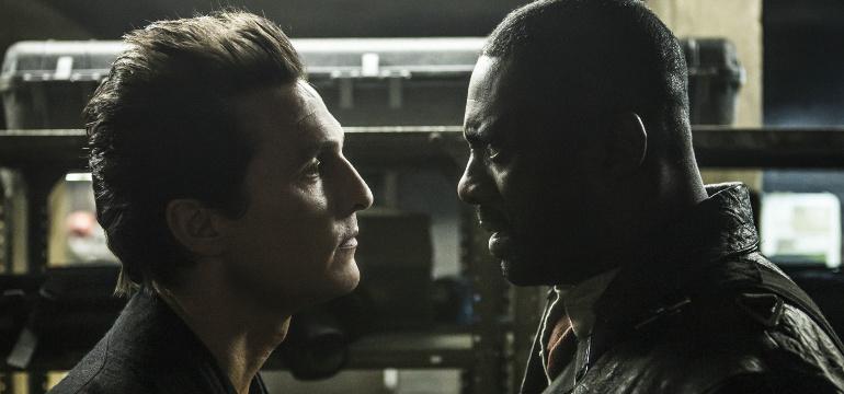 """""""Der dunkle Turm""""-Verfilmung: Neues Bild zeigt Matthew McConaughey und Idris Elba"""
