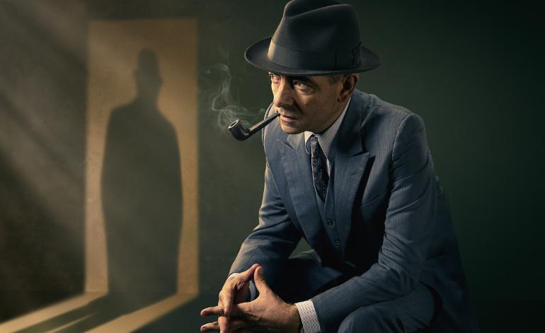 """Rowan Atkinson als Detektiv: Erster deutscher Trailer zur neuen Krimi-Reihe """"Kommissar Maigret"""""""