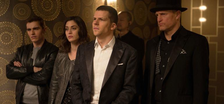 """Filmkritik zu """"Die Unfassbaren 2"""": Magier-Action mit dem zweiten Akt – ab Dezember im Handel"""