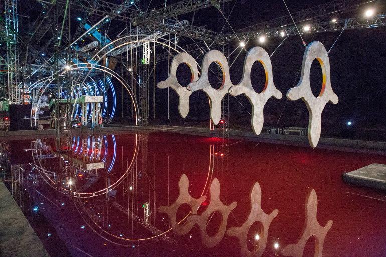 """Sechs Länder, 108 Teilnehmer: Neuer Trailer zur Hindernisparcours-Show """"Ultimate Beastmaster"""""""
