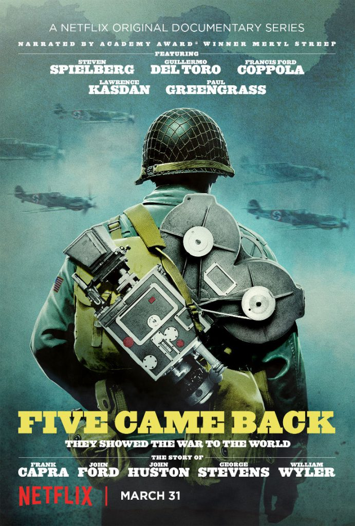 Five Came Back, Netflix
