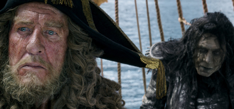 "Orlando Bloom und Johnny Depp im neuen Trailer zu ""Pirates of the Caribbean: Salazars Rache"""
