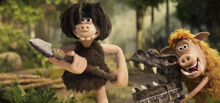 """Vom Regisseur von """"Wallace & Gromit"""": Neuer deutscher Trailer zum Stop-Motion-Abenteuer """"Early Man"""""""