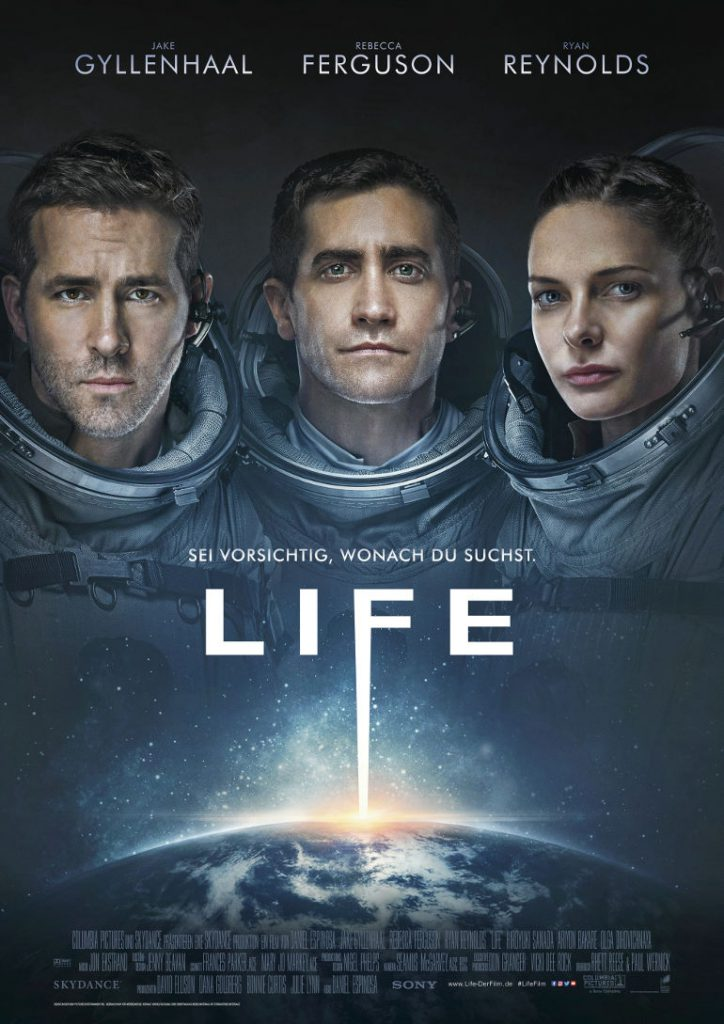 Life, © 2017 Sony Pictures Releasing GmbH