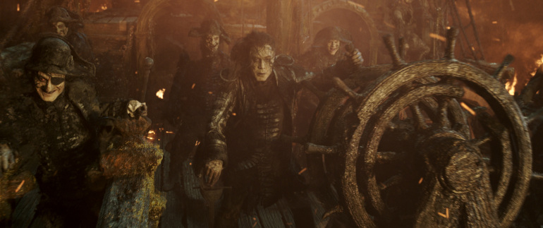 PIRATES OF THE CARIBBEAN: DEAD MEN TELL NO TALES, ©Disney Enterprises, Inc. All Rights Reserved