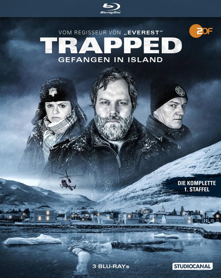 Trapped - Gefangen in Island, © 2017 STUDIOCANAL GmbH