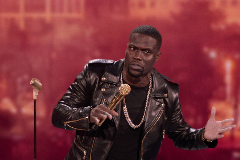 Kevin Hart: What Now?, Netflix