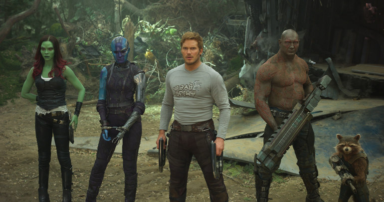 Kinostarts 27. April 2017: Marvels Guardians of the Galaxy wieder zurück in voller Action