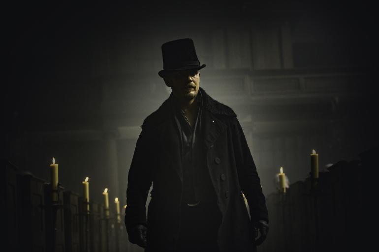 """Serien-Review zu """"Taboo"""": Dunkles Drama mit hervorragendem Look und einem brillierenden Tom Hardy"""
