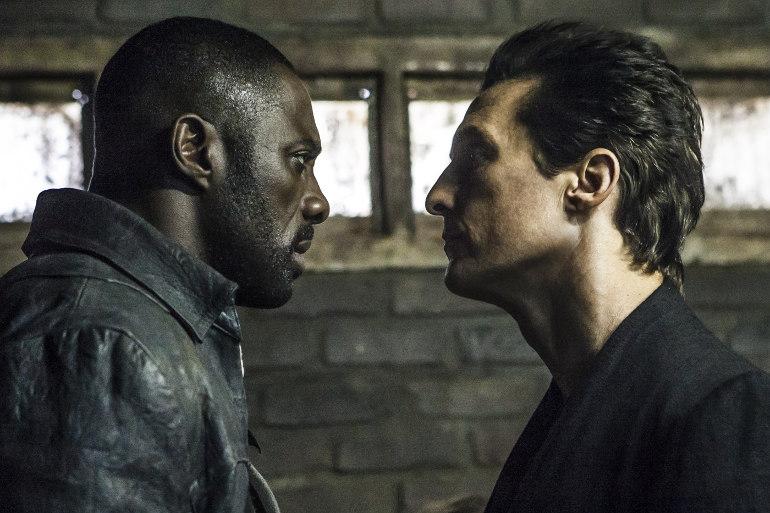 """""""Der dunkle Turm"""": Erster Trailer zur Roman-Verfilmung mit Matthew McConaughey und Idris Elba"""