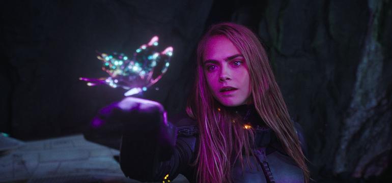 """Ein Fest der Effekte: Der finale Trailer zu Luc Bessons """"Valerian und die Stadt der tausend Planeten"""""""