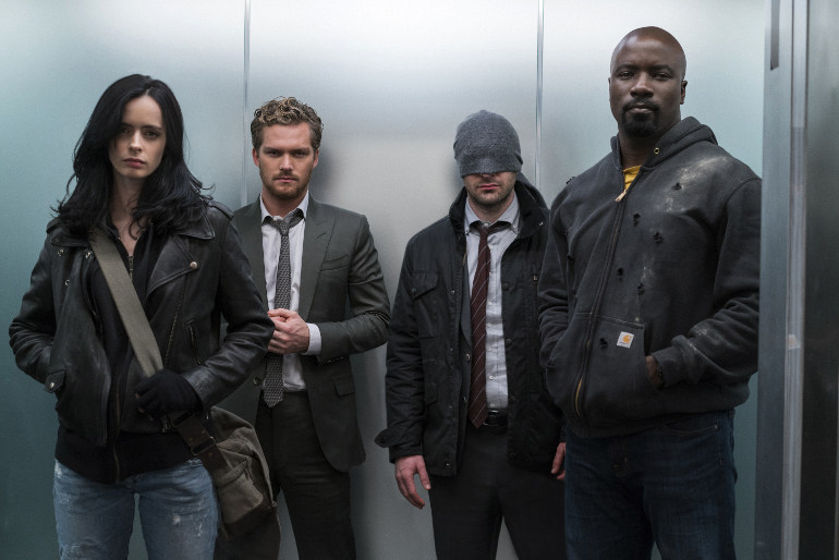 Marvel's The Defenders - Season 1, Sarah Shatz/Netflix