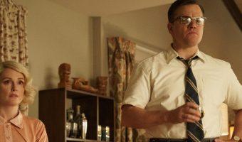 """Werbung: George Clooneys """"Suburbicon"""" – Matt Damon in einer ganz verschrobenen Vorstadtgemeinde"""