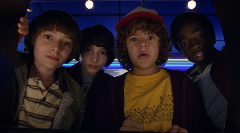 """Netflix-Neuheiten im Oktober 2017: """"Stranger Things"""" mit Staffel 2, David Fincher mit neuer Thriller-Serie"""