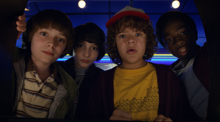 Stranger Things - Season 2, Courtesy Netflix
