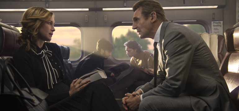 The Commuter, © 2017 STUDIOCANAL GmbH