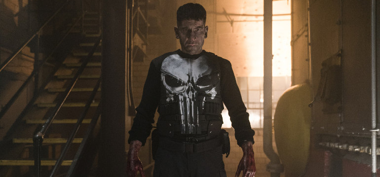 Netflix-Neuheiten im November 2017: Marvels Punisher, Western mit Godless, House of Cards mit Staffel 5